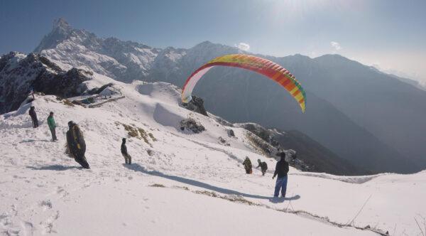 Mardi Himal GS Start